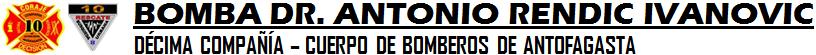 BOMBA DR. ANTONIO RENDIC IVANOVIC